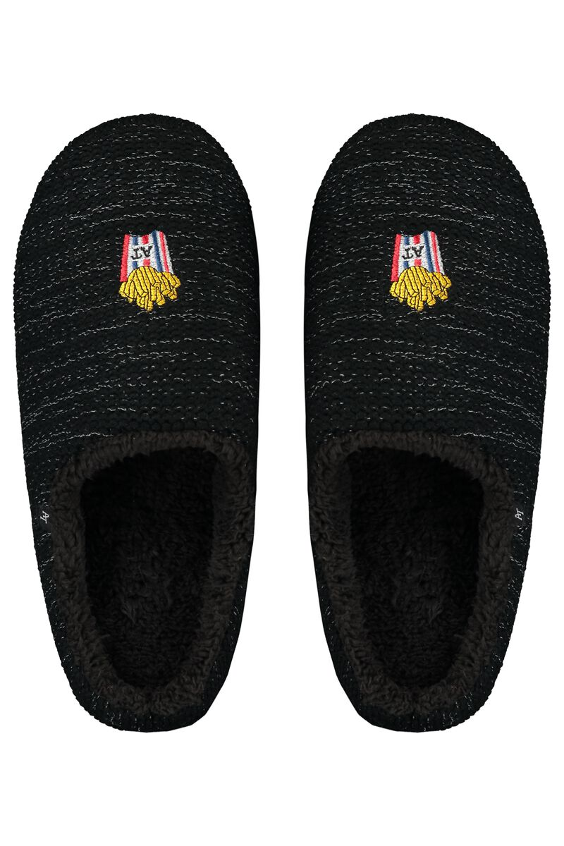 Chaussons en maille Aron