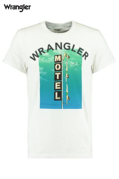 T-shirt Wrangler Good times