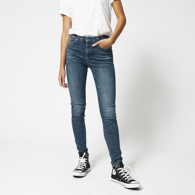 Skinny jeans extensible