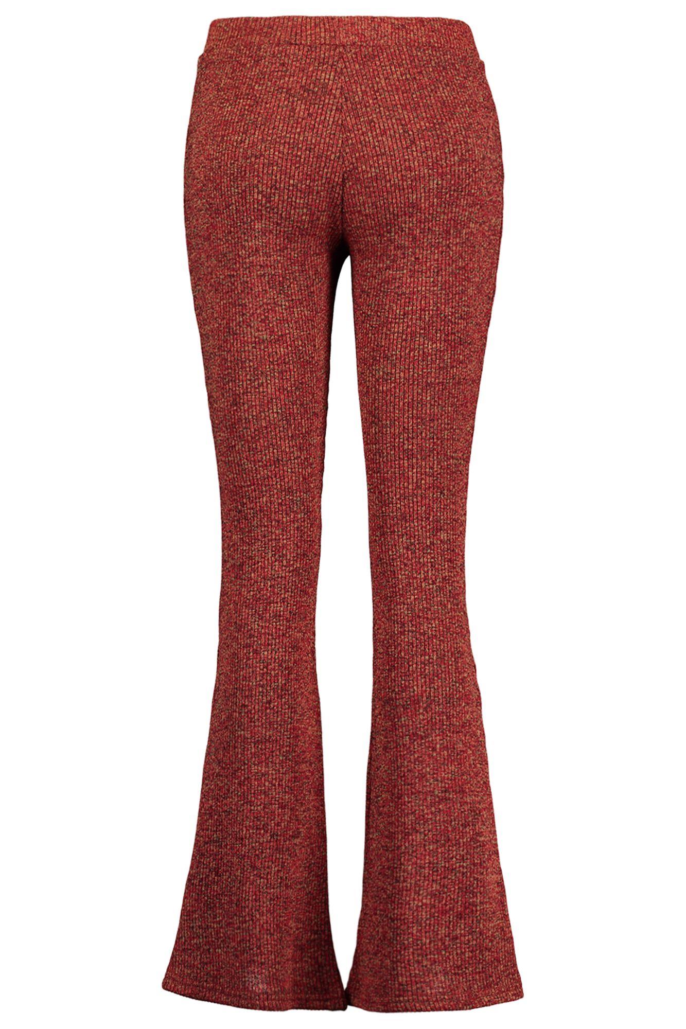 815fe584f8 Women Legging Flared Chloe Red Buy Online