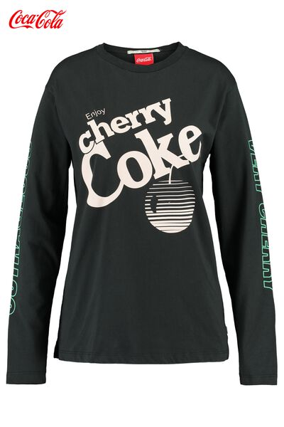 Long sleeve Coca-Cola Lexa