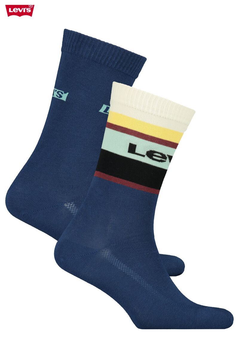 Socken Regular Colorblock stripe