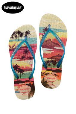 Havaianas Slim Paisage slippers