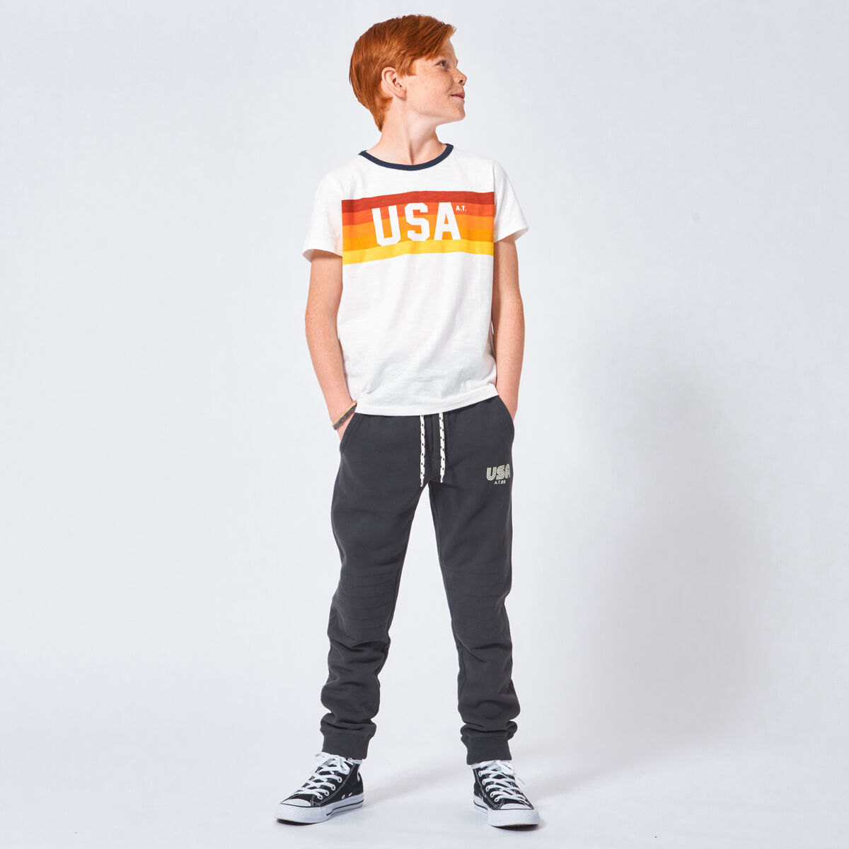 T-shirt Emilio Jr