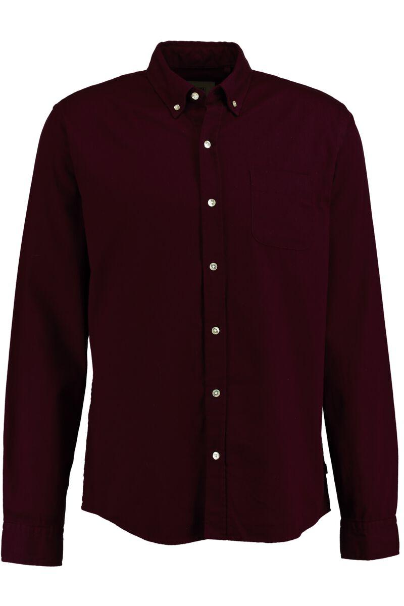 Heren Overhemd Rood.Heren Overhemd Hill Rood Kopen Online America Today