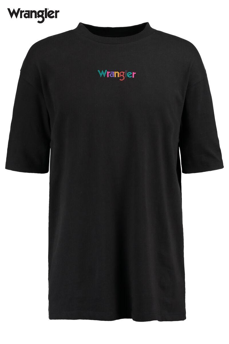 T-shirt Wrangler tee