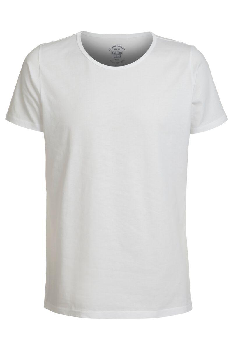 buy popular 4c91c baf56 Men Basic T-shirt Marc White Buy Online | America Today