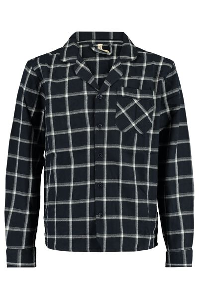 Pyjama Flanell Nathan shirt