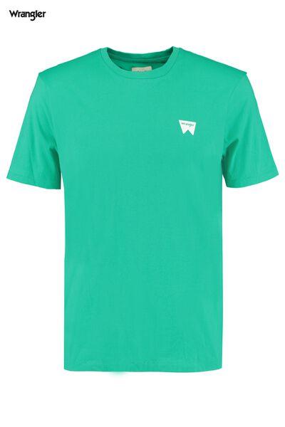 T-shirt Wrangler Sign off