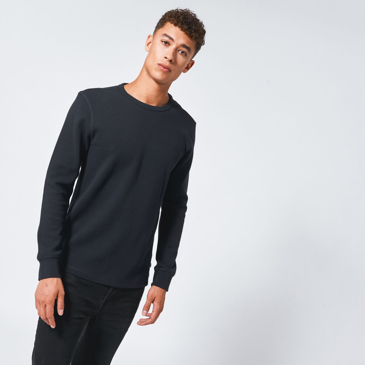 T-shirt a manches longues Lennon