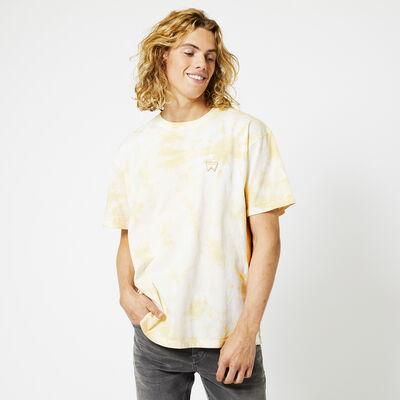T-shirt Wrangler tie dye