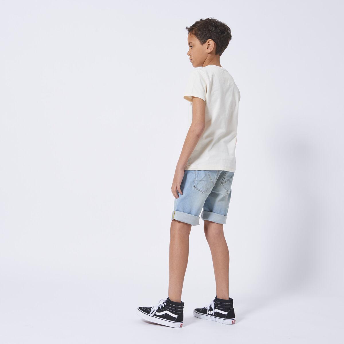 Denim short Ryan Jr