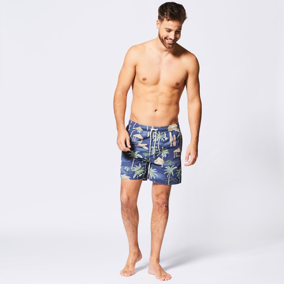 8e49800932 Men Swimming trunks Arizona Blue Buy Online