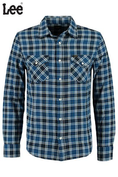 Overhemd Lee Clean Western