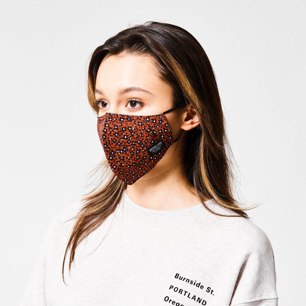 Mondkapjes Face Mask Flower