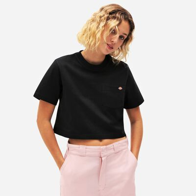 Dickies t-shirt cropped