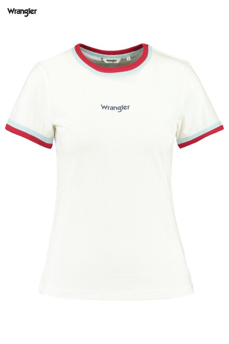T-shirt Double Ringer