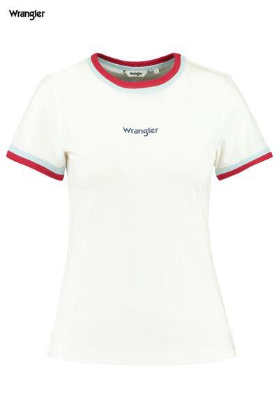 T-shirt Wrangler Double Ringer