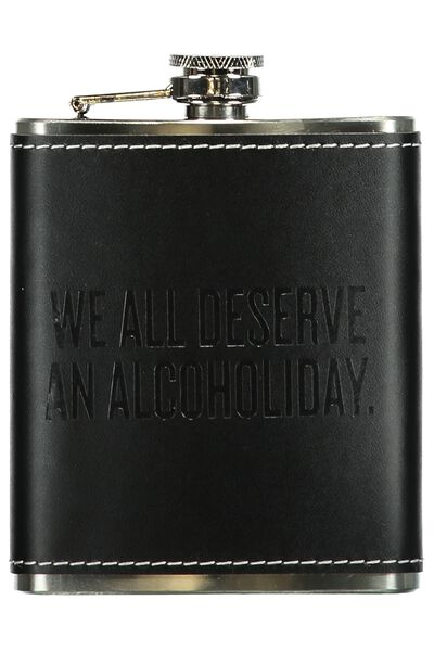 Hipflask Alcoholiday