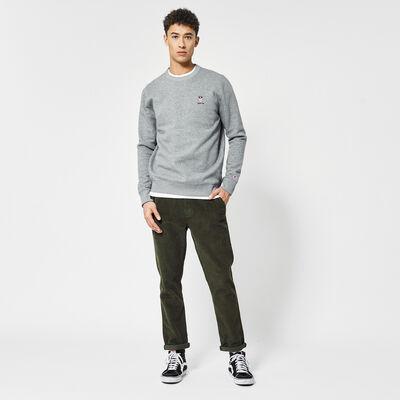 Sweater met borduring