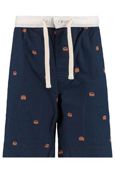 Pyjamashort all-over print