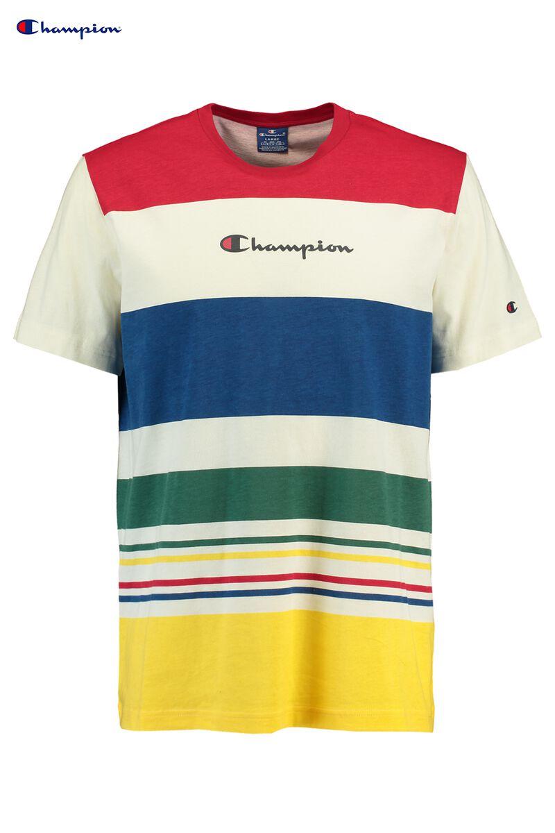 the latest 0e6f8 501c9 Men T-shirt Champion. Multicolour Buy Online