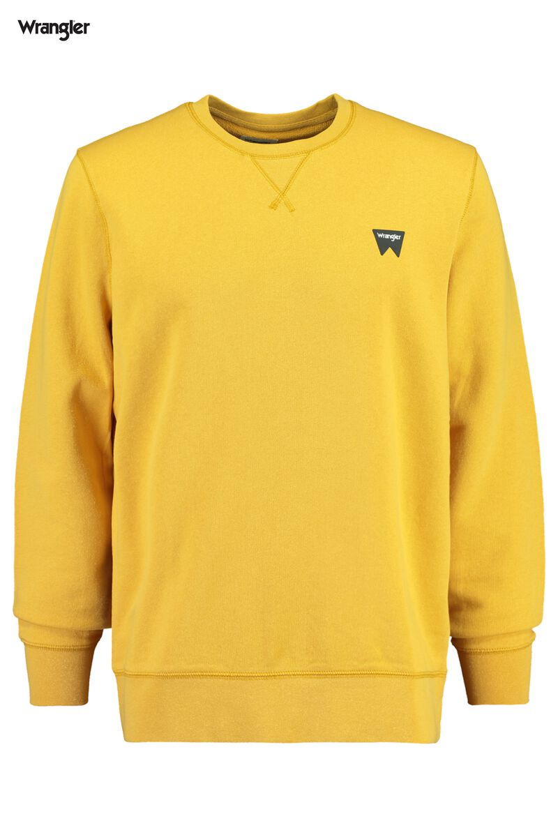 Sweater Sign Off Crew