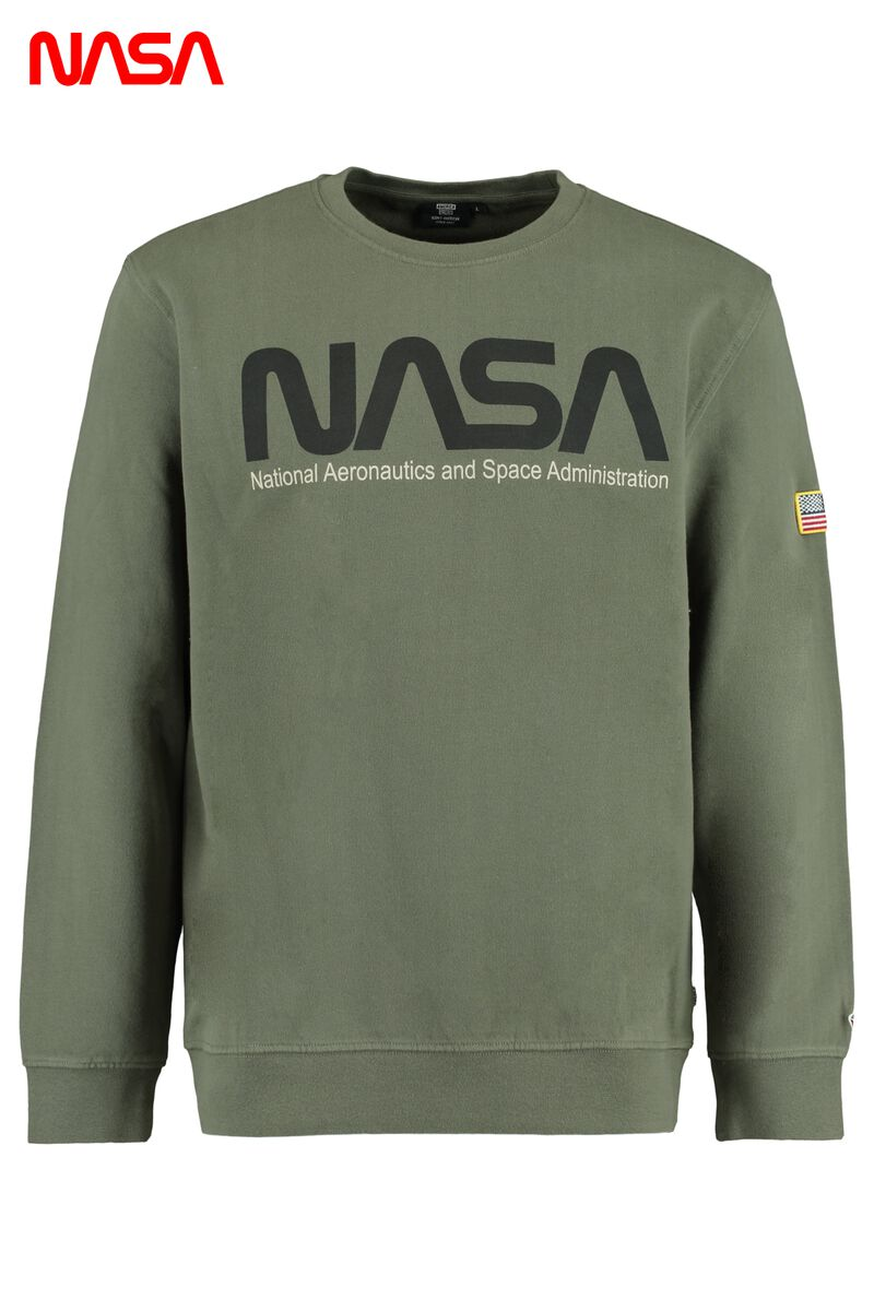 Sweater Space crew