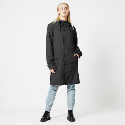 Raincoat lined long Jace X