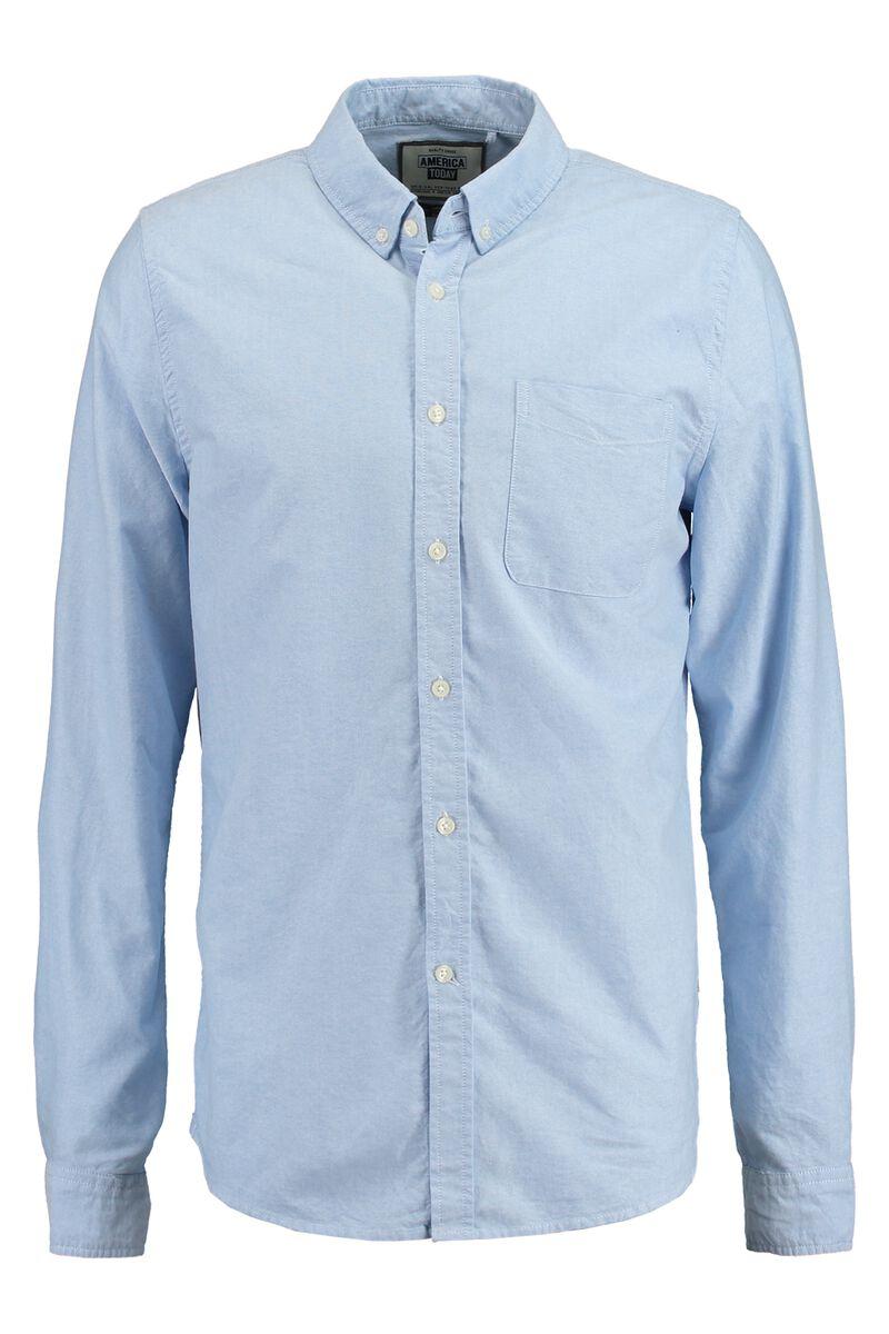 Overhemd Kopen Heren.Heren Overhemd Hackett Blauw Kopen Online