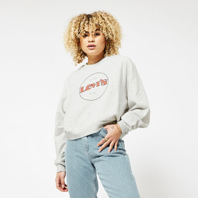 Levi's sweater Vintage raglan crew
