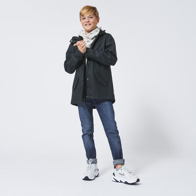 Lined rainjacket gender-neutral