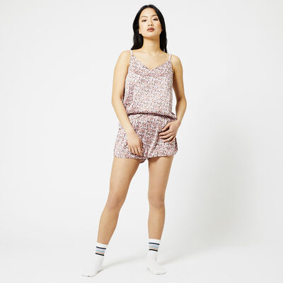 Pyjamashort with all-over print