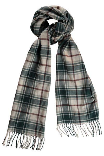 Sjaal ruitprint
