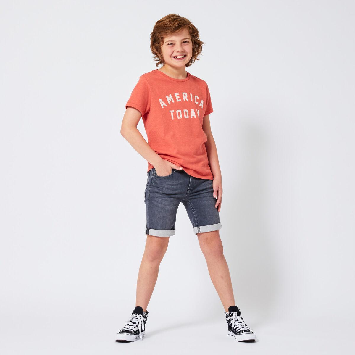 Jogdenim short Robert Jr