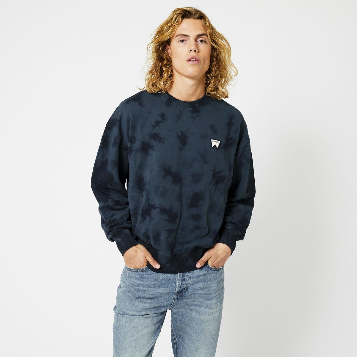 Sweater Wrangler crew