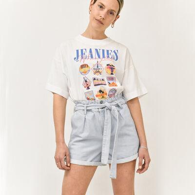 T-shirt Wrangler 90's Tee