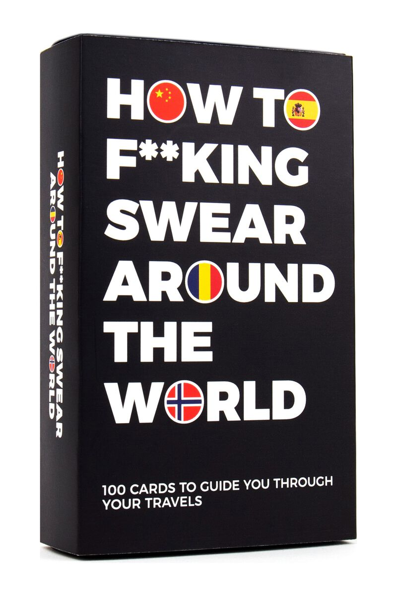 Gift How to f* swear around