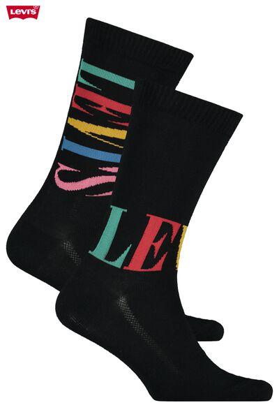 Socks Levi's Logo 2-pack