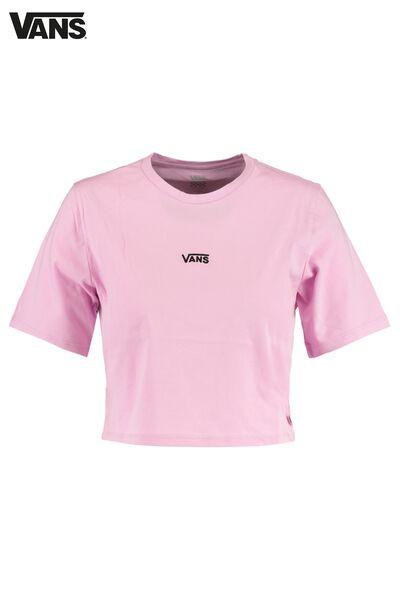 Vans t-shirt SS Crop Crew Tee