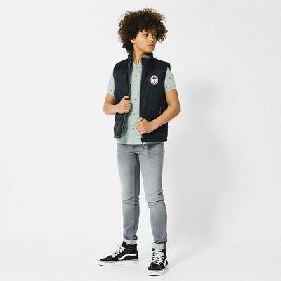 Jacket reversible