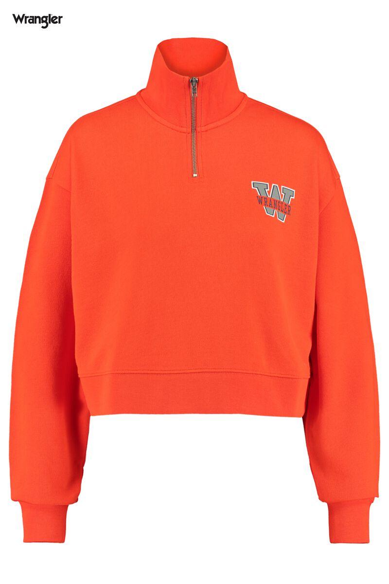 Sweater 1/4 Zip Sweat