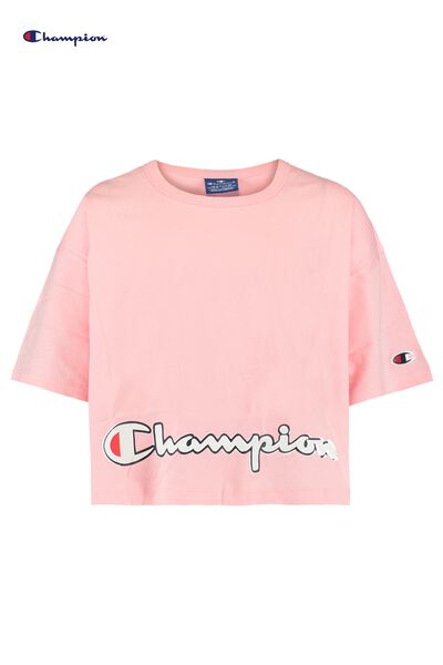 T-shirt Champion cropped