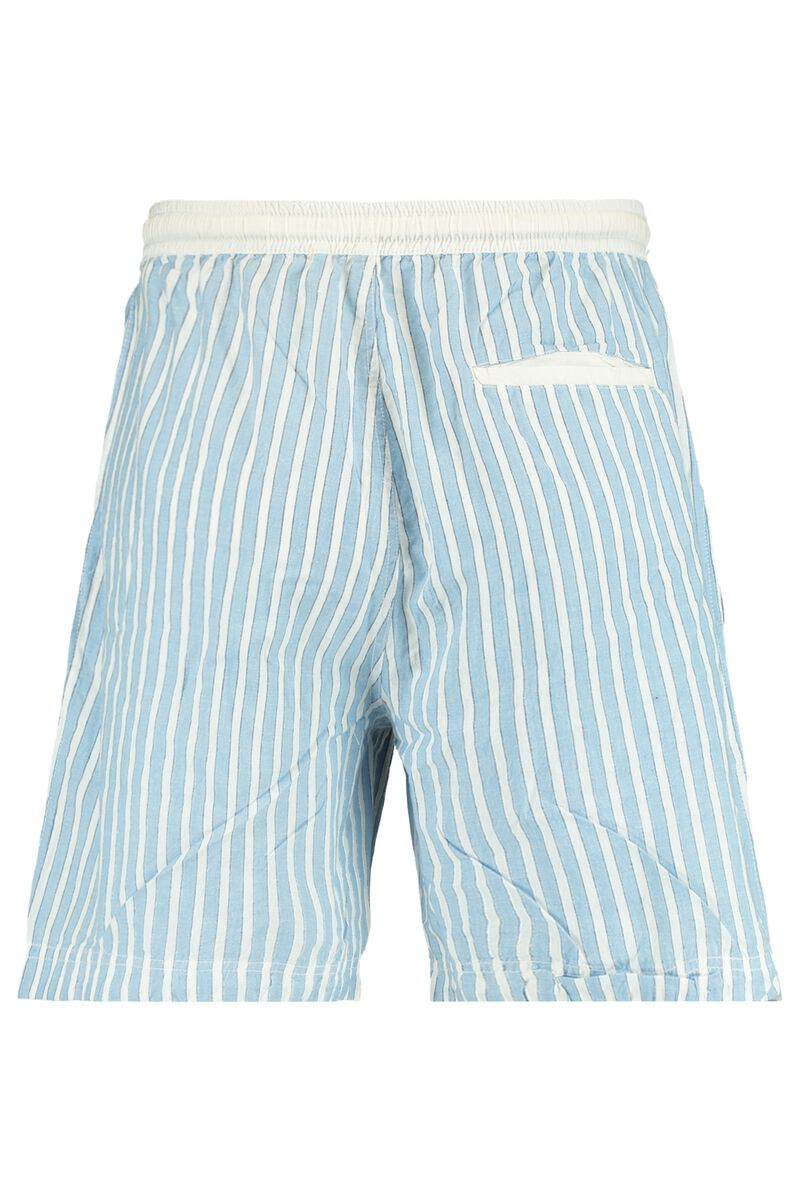 Pyjamashort Lake stripe