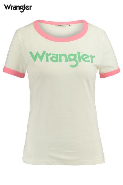 T-shirt Wrangler Retro Kabel