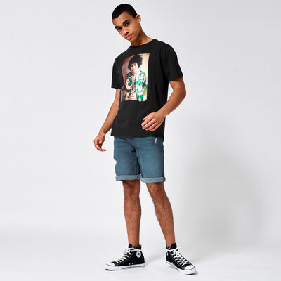 T-shirt Woodstock Eugene Jimi