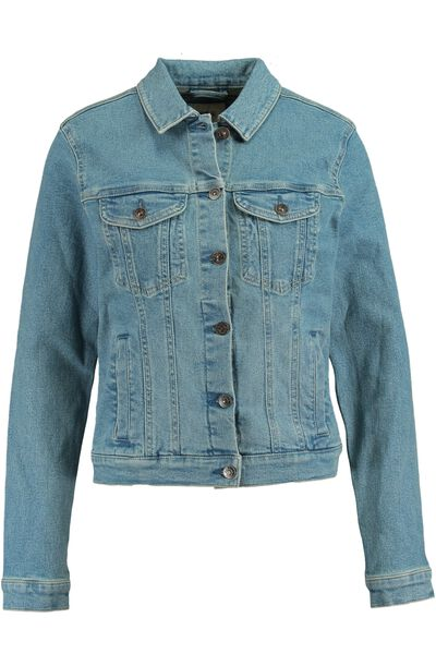 Trucker jacket Heather