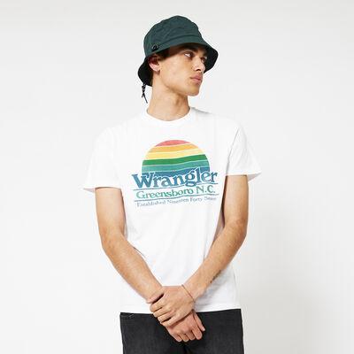 Wrangler t-shirt print