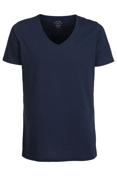 Basic T-shirt Mike deep V