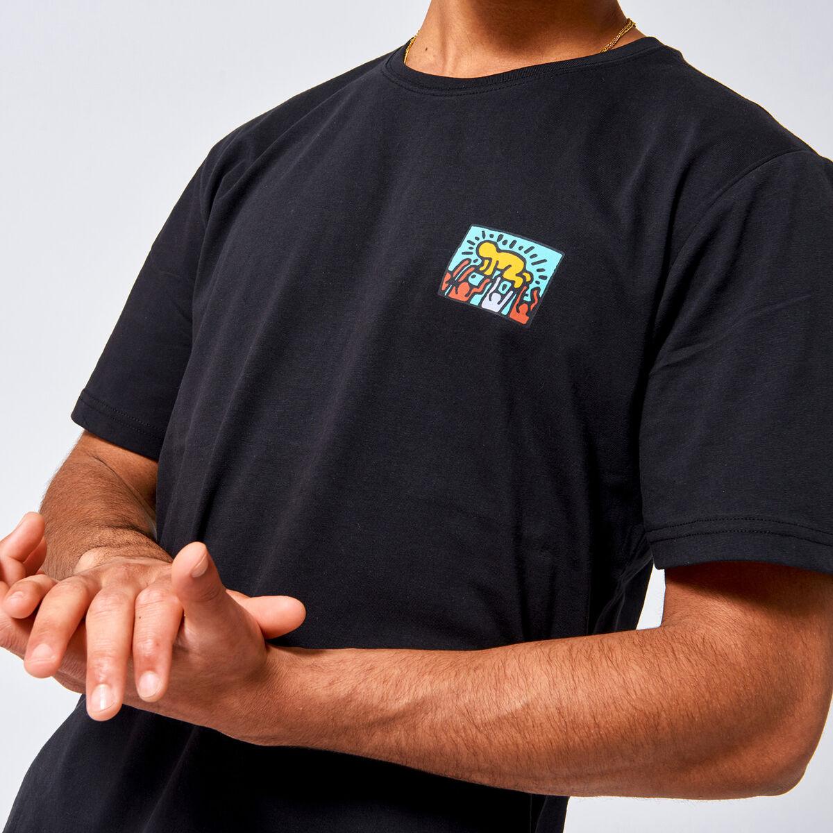 T-shirt Esai Crowd